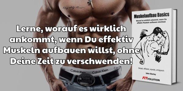 Muskelaufbau Basics Claim Vorschau