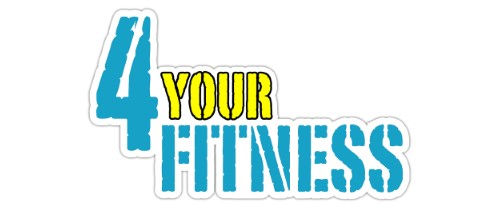 Die besten Fitness-Blogs - 4yourfitness Logo