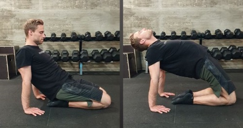 Ankle Mobility Hip Opener