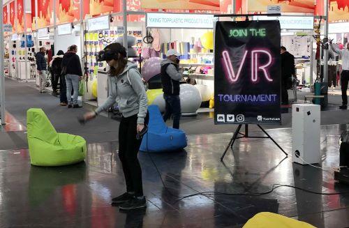 Sport- und Fitnesstrends 2020 - VR Tournament